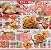 企画 メインテーマ 豚肉で元気いっぱい いなげや 1月17日号