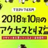 2018年10月のアクセスと収益【7万PV&7.6万円】本書いてるので記事かけない