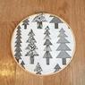 【北欧インテリア】marimekkoのペーパーナプキンで可愛い壁飾りを簡単に手作り。