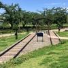 中神-立川基地引込線(中神引込線)線路跡を歩く