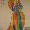原宿系ドレス。