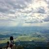 【筑波山】子供でも登れる? 御幸ヶ原コースを登ってみた。《日帰り登山》[2回目] 2016年10月23日