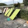 【DIYとお知らせ】工具小屋〜横壁の枠〜