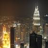 7月末のマレーシア旅行 4泊5日 1日目
