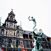 オランダ&ベルギー旅「気ままに過ごす快適旅!アントワープからブリュッセルへ!グラン・プラスでの食事と文化について」