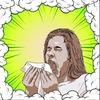 鼻のかみすぎで鼻の周りが乾燥して、その上更にニキビできたら、とにかく保湿しな。