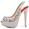 超人気ブランドコピー靴クリスチャンルブタンレディースサンダル♪♫の商品は長期在庫があります