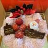 【LeTAO/ルタオ】クリスマスのケーキは『クリスマス北海道苺のドゥーブル』にしました♪
