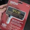 VOX Amplug 買いました。便利。