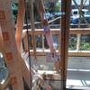 新築アパートの工事 ローイー窓が来ました。サッシの種類
