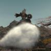 マウント筋斗雲をゲットしました!