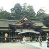 小雨の大神神社