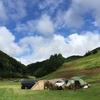 キャンプレポ:お盆の避暑キャンプ@飛騨高山キャンプ場  ※クマ出没注意!