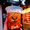 <香港>鹿角巷The Alley ~黑糖鹿丸鮮奶(黒糖タピオカミルクティー)~