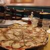 ●ルミネ大宮2「ラ・ヴォーリアマッタ」のPizzaメランツァーネ