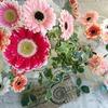 名古屋名東区pollenレカンフラワー、花と暮らす認知症予防講座インストラクター、ハーバリウム