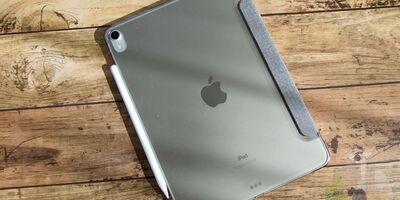 【レビュー】必要十分: 2018 iPad Pro 11インチ Apple Pencil対応 Infiland 三つ折スタンドカバーケース