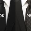 ネクタイやスーツは、全ての人のやる気をあげるのか