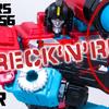 トランスフォーマー:レジェンズLG56 パーセプター とレッカーズ達