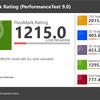 PassMark PerformanceTest 9.0 CPU Markスコア(windows10,dell,Celeron 3865U 1.8GHz,DDR4 4GB)