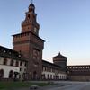 ヨーロッパ編 イタリア Milan(5)Sforza Castle、エジプト博物館とか。