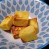高野豆腐のフレンチトースト風