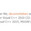 WindowsでOpenGLES --- GLFW導入