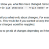 エラー「Error: Cannot pull with rebase: You have unstaged changes」に対処する
