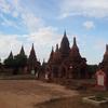 バガン観光2日目。再び寺院回りをし、バガン観光終了。【2016年7月ミャンマー旅行記20】
