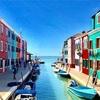 世界一フォトジェニックな島「ブラーノ島」への行き方・観光について