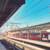 電車と写真