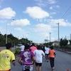 【その2】第28回中部トリム・ハーフマラソンレポート*スタートから10km地点まで~強い風と気温差がきつい~