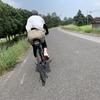 ついにこの日がやってきた、嫁さんがキャニオンのクロスバイクに乗る!