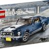 レゴ クリエイター エキスパートから フォード・マスタング 10265 が登場したよ。