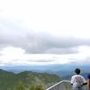 【独り言】大山白山神社には展望できるいいところもあります。気分転換にどうですか。