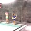 Kijkles van de zwemles(プールの見学日)