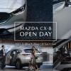 「MAZDA CX-8 OPEN DAY」に行って試乗したりガチャくじ引いたりしてきました。