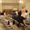 貫田シェフの講演会に行って来ました