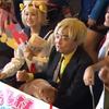 動画映像!河村たかし名古屋市長未成年声優伊藤美来への「抱きつきセクハラ」事件
