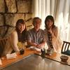 父の日with姉妹で。