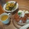 池袋【ベイカーズダイナー サンシャイン・アルパ(BAKERs DINER)】ローストビーフ丼 ¥980(税別)