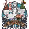 個展「酒と肴とあとごはん展」開催します。
