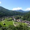【観光・写真】最高の夏、最高の白川郷(2日目)