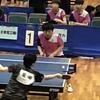 トーナメント一戦目✨✨ 四番! 2019年 全日本実業団卓球大会・和歌山大会