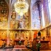 【チェコ】プラハ 世界遺産 聖ヴィート大聖堂【ミュシャの手がけたステンドグラス】