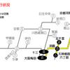 阪急京都本線上新庄駅で人身事故!千里線運転見合わせ!振替輸送と遅延証明書