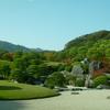 足立美術館  究極の庭園美と名画は一生心に残ります。