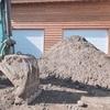 マイホーム購入㊴~駐車場舗装工事始まる~