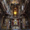 ミュンヘンの小さな聖堂「アザム教会」のバロック濃密空間に圧倒される