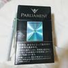 【タバコレビュー】パーラメント・クリスタル・ブラスト・5・KSボックス